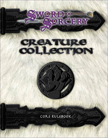 - Creature Collection: Core Rulebook (Sword and Sorcery)