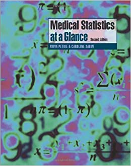 Medical Statistics at a Glance, Second Edition (At a Glance)
