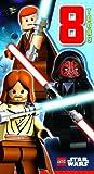 Lego Star Wars Age 8 Greeting Card