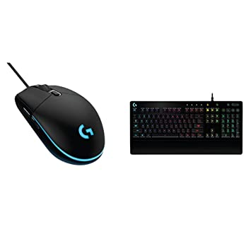 d5c669792e7 Logitech G203 Mouse and G213 Keyboard: Amazon.co.uk: Computers ...