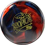 Storm Tropical Bowling Ball- Blue/Orange, 15lbs