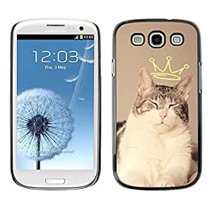 Dragon Case - FOR Samsung Galaxy S3 - At the touch of love - Caja protectora de pl??stico duro de la cubierta Dise?¡Ào Slim Fit