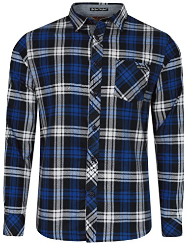 c26d0b74af Tokyo Laundry Mens Long Sleeve Checked Shirt Red - Buy Online in ...