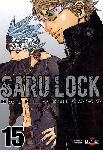 Saru Lock, Tome 15 (French Edition)