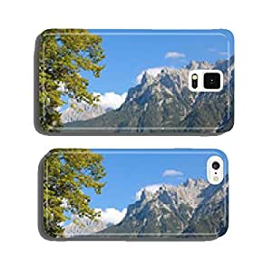 Mountain View Karwendelgebirge cell phone cover case iPhone6 Plus