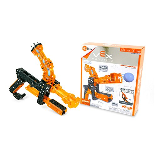 HEXBUG VEX Robotics SwitchGrip Ball Shooter -