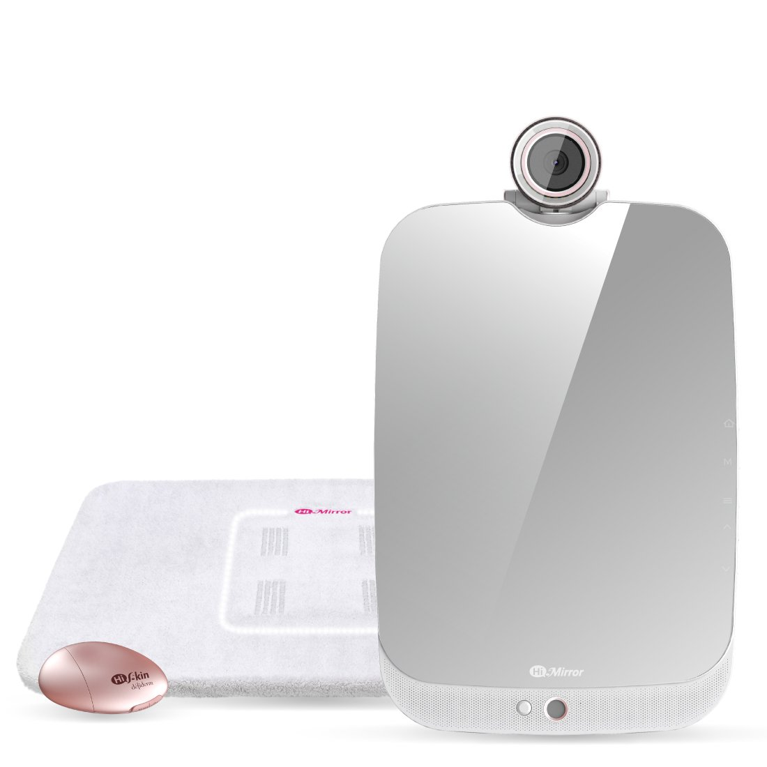 HiMirror bundle package - HiMirror, Smart Body Scale and HiSkin