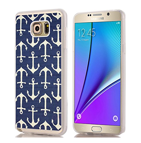 note-5-case-pattern-protective-samsung-galaxy-note-5-case-vintage-grey-design