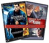 The Bourne Identity / Spy Game