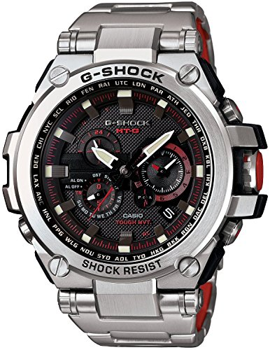 CASIO watch G-SHOCK MTG world six stations corresponding Solar radio MTG-S1000D-1A4JF Men's