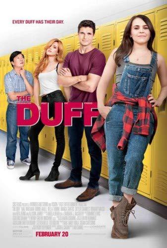 The Duff [Blu-ray + DVD + Digital HD]