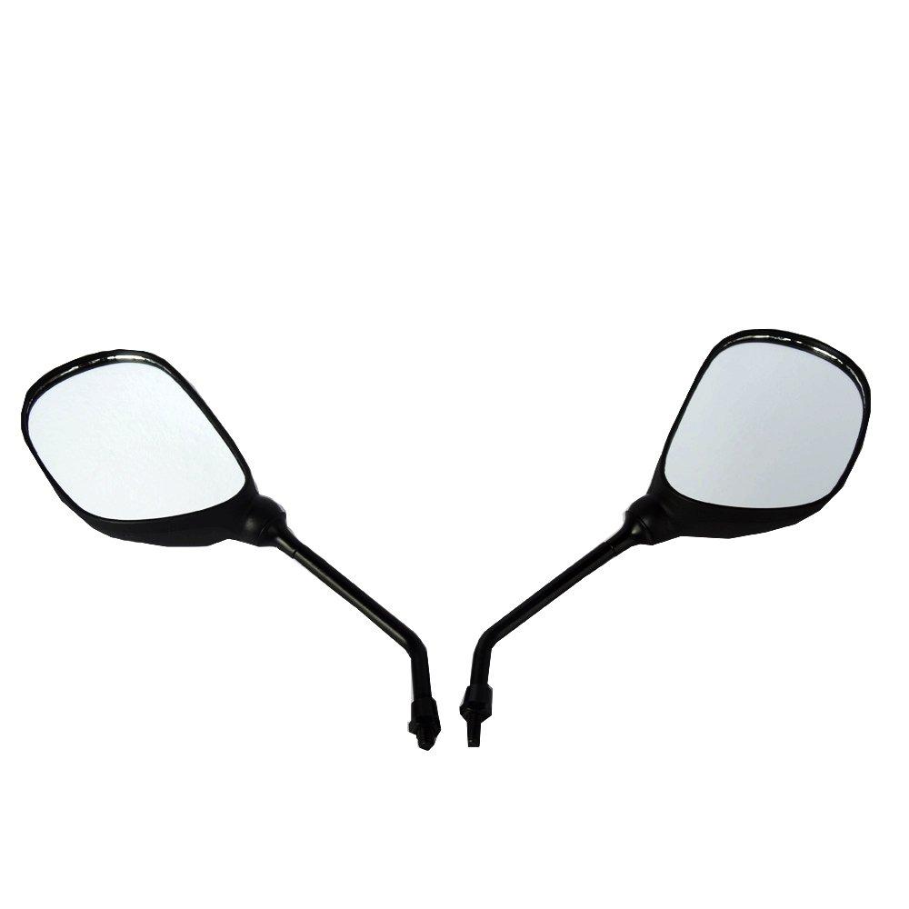 Amazon.com: Nihao motocicleta Espejo Retrovisor para ...