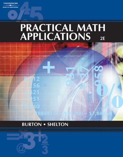 Practical Math Applications, 2nd Edition
