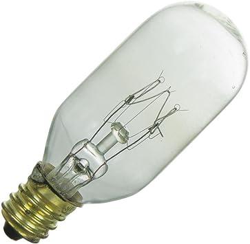 25 Watt Candelabra Base Appliance Light Bulb Incandescent Bulbs Amazon Com