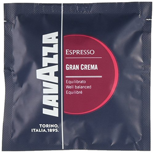 Lavazza Gran Crema Single-Serve Coffee Pods, Medium Espresso Roast (Pack of 150)