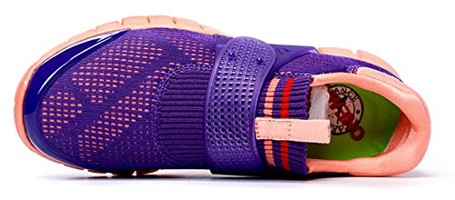 Onemix Scarpe Slip-on Da Donna Viola Arancio
