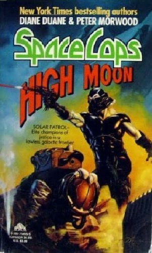 book cover of High Moon