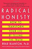 Radical Honesty, Brad Blanton, 0440507545