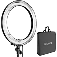Neewer Camera Photo/Video 18Outer 14Inner 600W 5500K Ring Fluorescent Flash Light (Light Only)