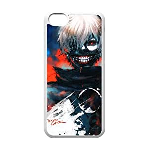 WJHSSB Tokyo Ghoul Phone Case For Iphone 5C [Pattern-6]