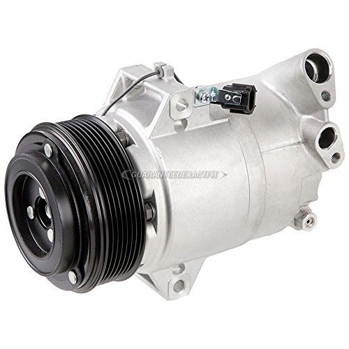 AC Compressor & A/C Clutch For Nissan Pathfinder NV1500 NV2500 HD NV Van 4.0L V6 - BuyAutoParts 60-02003NA NEW