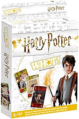 Winning Moves WHOT Harry Potter-Juego de mesa [Importado de Alemania], color (11729) , color/modelo surtido: Amazon.es: Juguetes y juegos