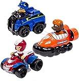 Rescue Racers 3pk Vehicle Set: Chase, Zuma, Ryder
