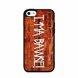 I'ma Bawse - PLASTIC Fashion Phone Case Back Cover iPhone 4 4s