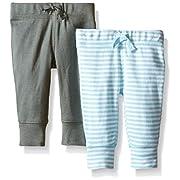 Carter's Baby Boys' 2 Pack Pants (Baby) - LightBlue - 6M
