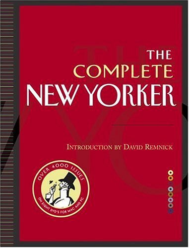 The Complete New Yorker: Eighty Years of the Nation's Greatest Magazine (Book & 8 DVD-ROMs) (The Best New Yorker Covers)