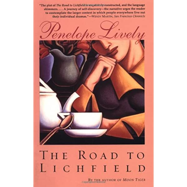Download The Road To Lichfield By Penelope Lively