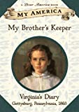 My Brother's Keeper, Mary Pope Osborne, 0439153077