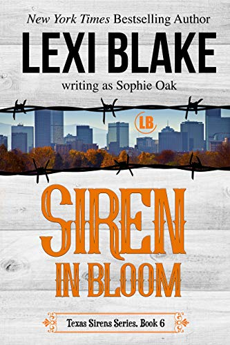 Review and Excerpt: Siren In Bloom by Lexi Blake/Sophie Oak