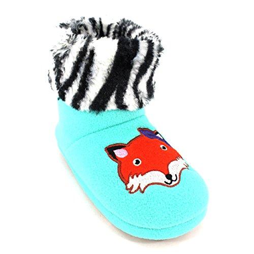 Kensie Girl Girls Boot Slippers
