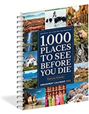 1,000 Places to See Before You Die Engagement Calendar 2022: A Year of Fabulous Destinations