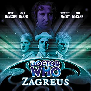Doctor Who - Zagreus Radio/TV Program