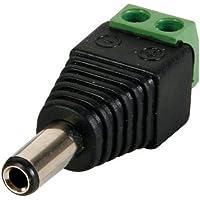 Audio Connectors 160667DC de, 5.5mm x 2.5mm macho