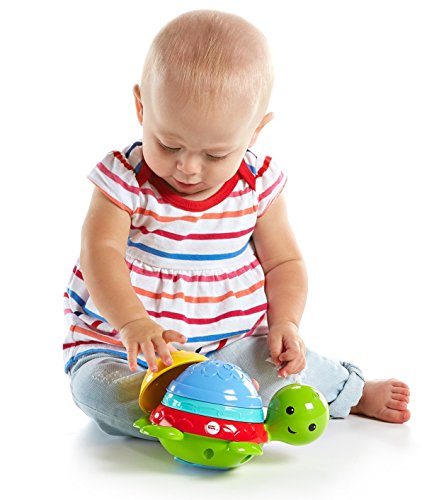 Fisher-Price Stack & Strain Bath Turtle - Turtle Stack