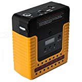 16800mAh Car Starter Power Bank w/ Blast Bump - Orange + Black