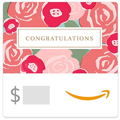 Amazon eGift Card - Congratulations Bouquet
