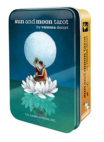 Sun and Moon in a Tin - Tin Sale
