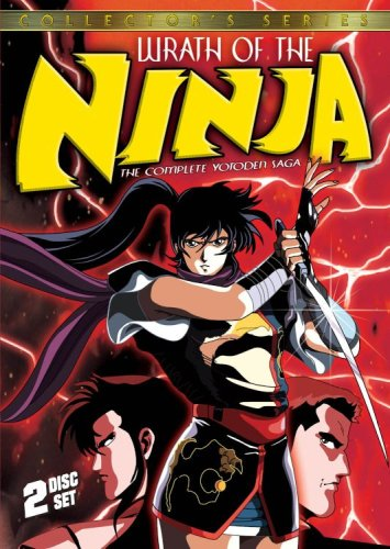 Wrath of Ninja - The Complete Yotoden Saga by Us Manga Corps Video