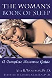The Woman's Book of Sleep, Amy R. Wolfson, 1572242493