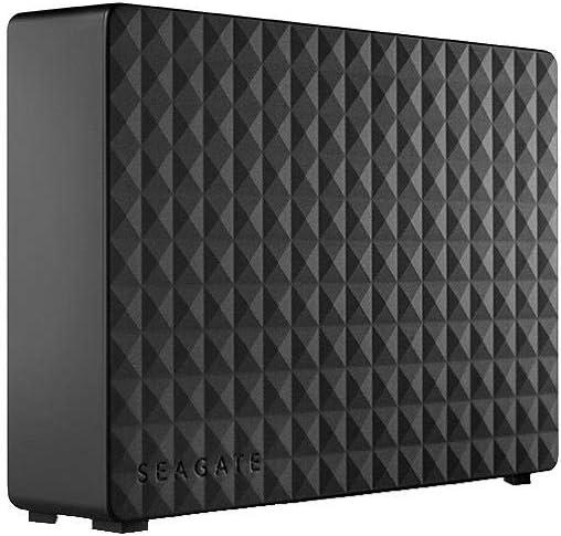 Seagate Expansion Desktop 12TB External Hard Drive HDD - USB 3.0 for PC Laptop (STEB12000400)