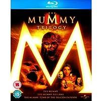 The Mummy Trilogy [Edizione: Regno Unito] [Reino Unido] [Blu-ray]