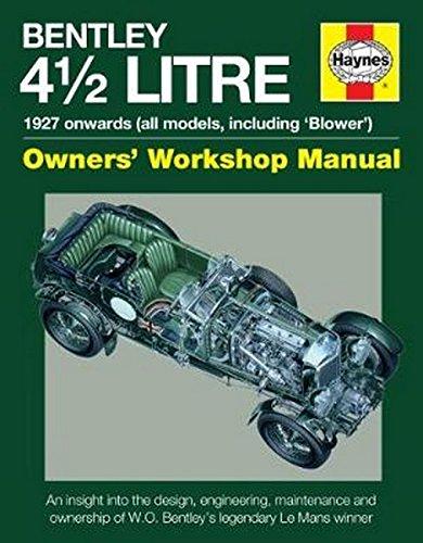 Bentley 4 1/2 Litre Owners