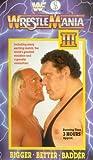 WWF: Wrestlemania 3 [VHS]