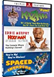 Holy Man & Kazaam + Spaced Invaders - Triple Feature