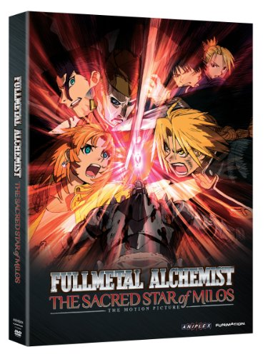 Fullmetal Alchemist: The Sacred Star of Milos ()