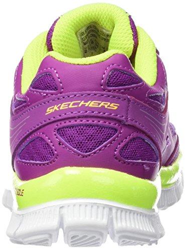 Skechers Skech Appeal Align - Zapatillas De Deporte Niñas Púrpura (Prny)